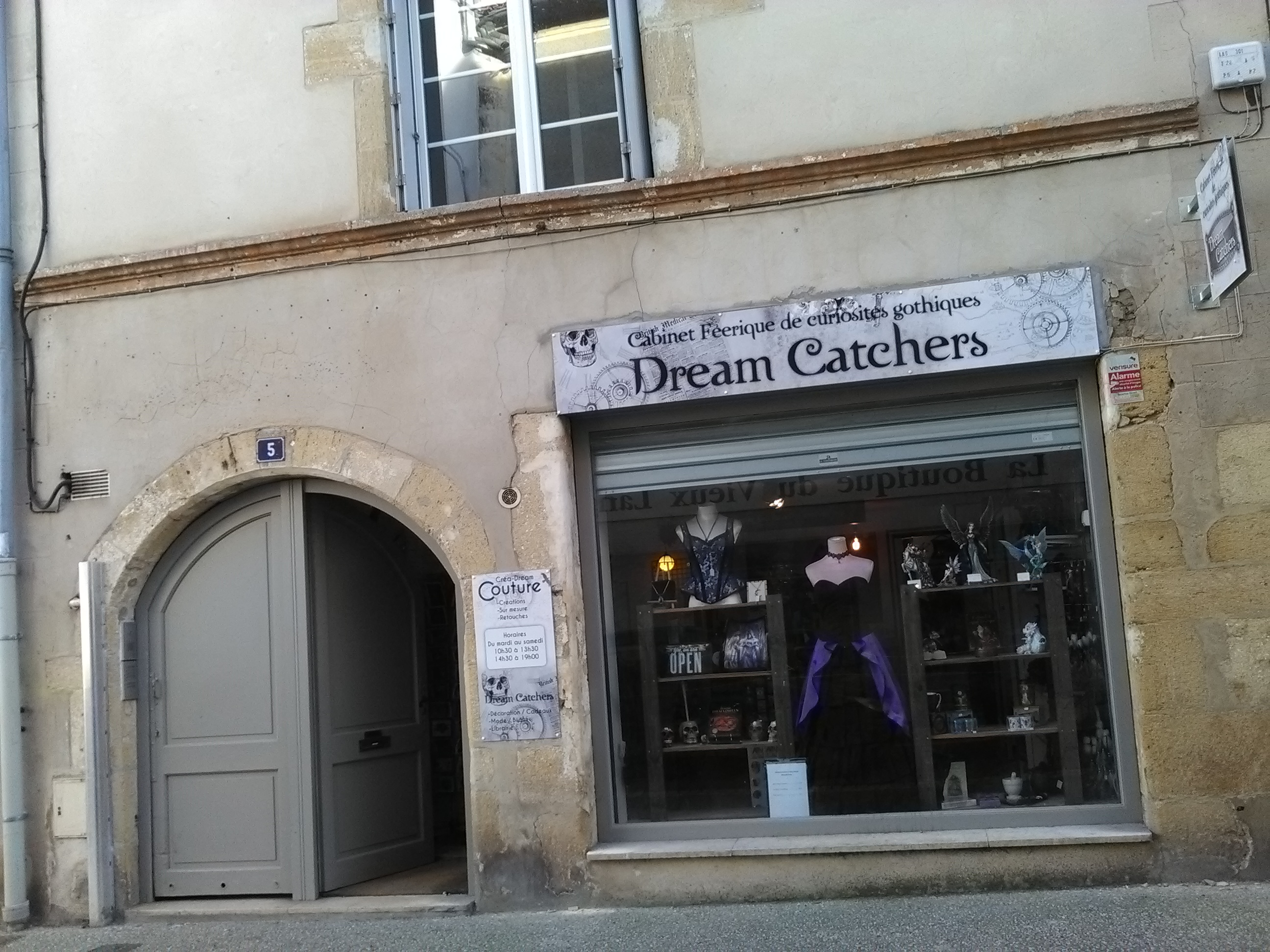 Dream Catchers : 5 Place de l'Horloge Langon