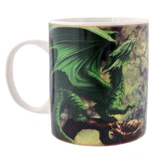 Mug Dragon par Anne Stokes